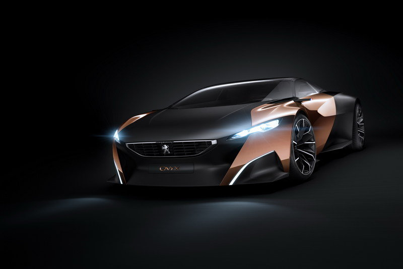 2012 Peugeot Onyx Hybrid Concept High Resolution Exterior Wallpaper quality - image 473232