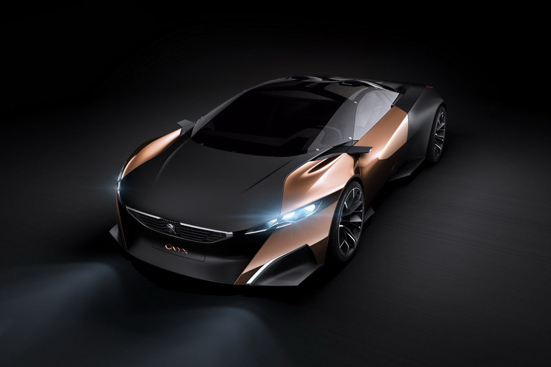 2012 Peugeot Onyx Hybrid Concept High Resolution Exterior - image 473233