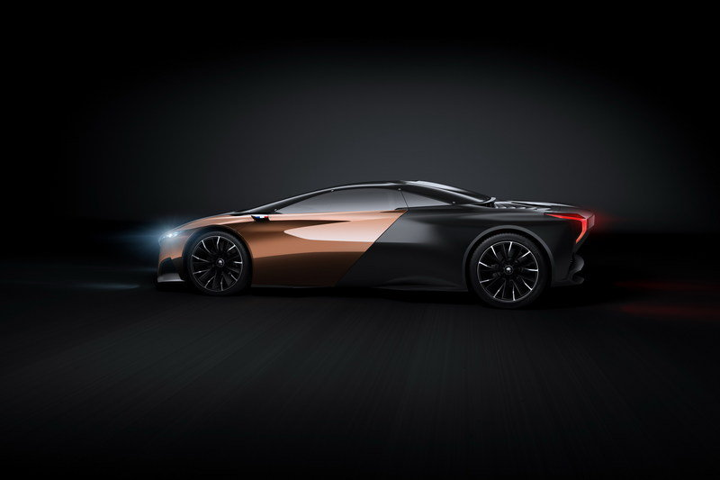 2012 Peugeot Onyx Hybrid Concept High Resolution Exterior - image 473235