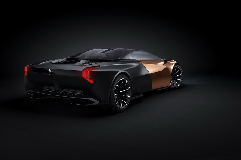 2012 Peugeot Onyx Hybrid Concept High Resolution Exterior Wallpaper quality - image 473238