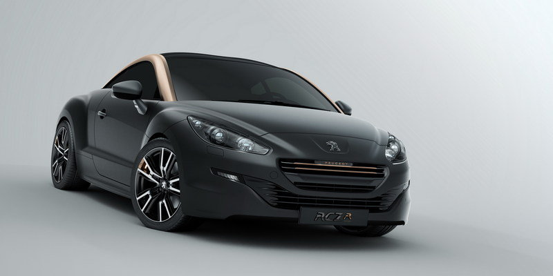 2012 Peugeot RCZ R Concept High Resolution Exterior Wallpaper quality - image 472910
