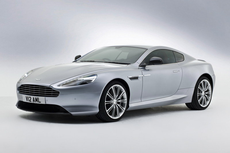 2013 Aston Martin DB9 High Resolution Exterior Wallpaper quality - image 473850