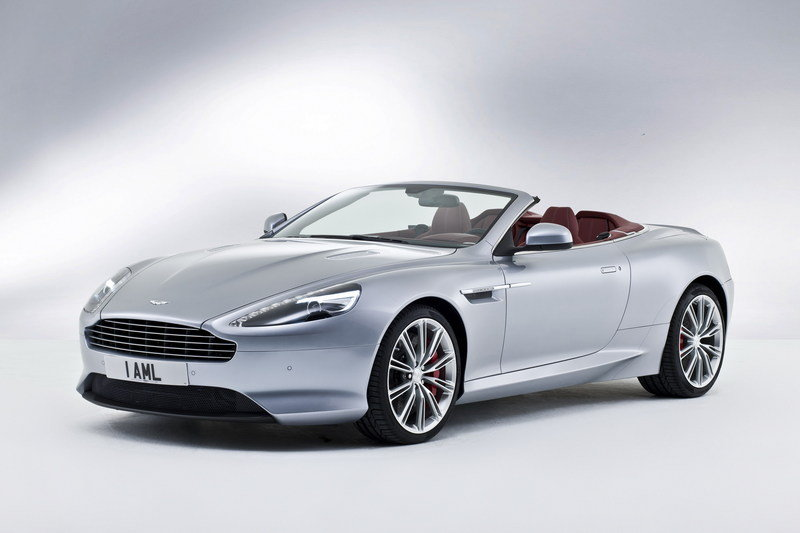 2013 Aston Martin DB9 High Resolution Exterior - image 473840