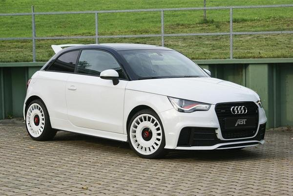 audi a1 quattro by abt sportsline picture