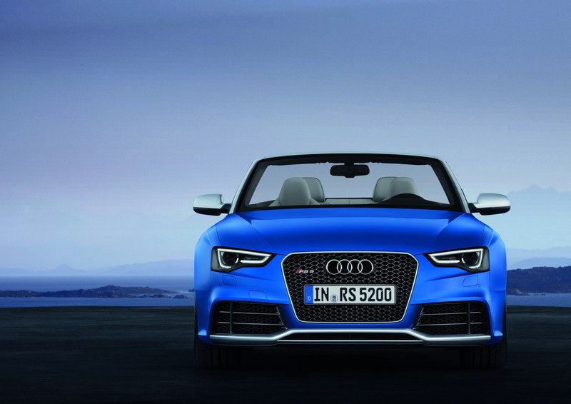2013 Audi RS5 Cabriolet High Resolution Exterior - image 471707