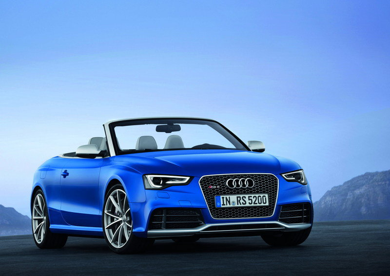 2013 Audi RS5 Cabriolet High Resolution Exterior Wallpaper quality - image 471708