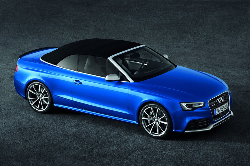 2013 Audi RS5 Cabriolet High Resolution Exterior - image 471709