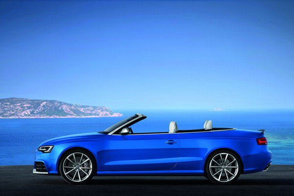 2013 Audi RS5 Cabriolet   car review @ Top Speed