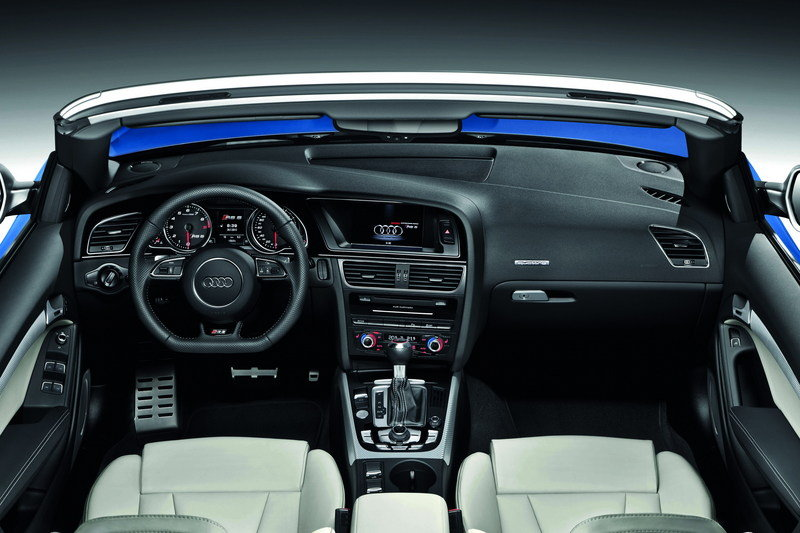 2013 Audi RS5 Cabriolet High Resolution Interior - image 471711