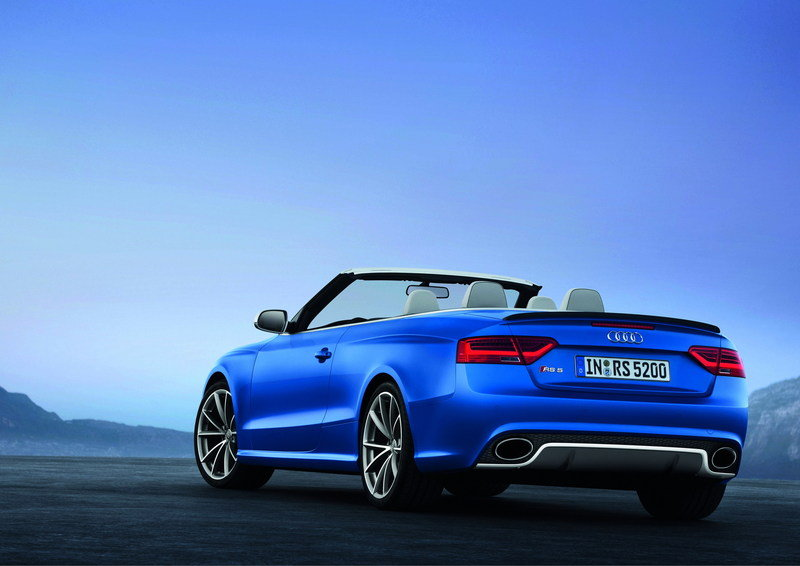 2013 Audi RS5 Cabriolet High Resolution Exterior - image 471706