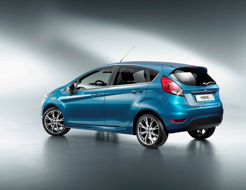 2013 Ford Fiesta High Resolution Exterior - image 471322
