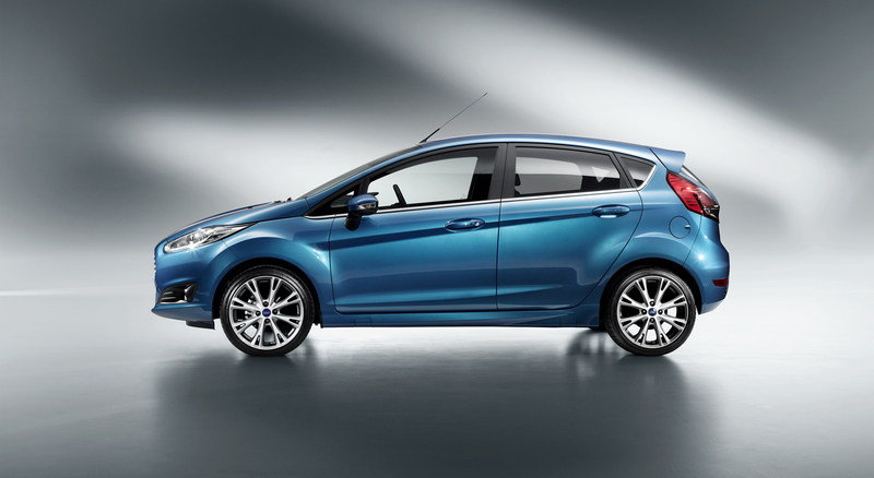 2013 Ford Fiesta High Resolution Exterior - image 471323