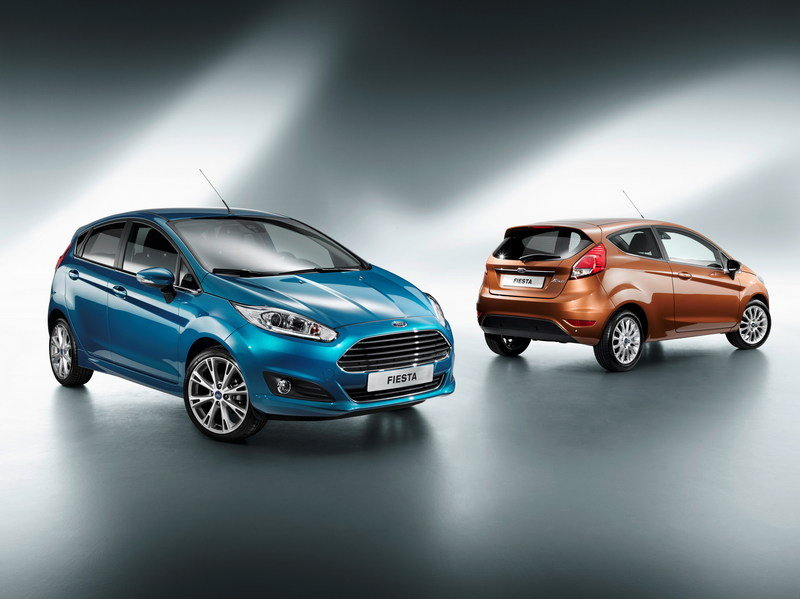 2013 Ford Fiesta High Resolution Exterior Wallpaper quality - image 471325
