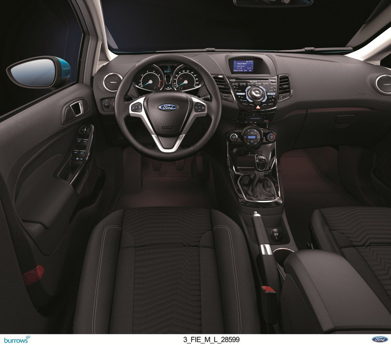 2013 Ford Fiesta High Resolution Interior - image 471328