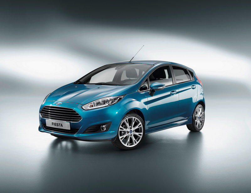 2013 Ford Fiesta High Resolution Exterior - image 471319