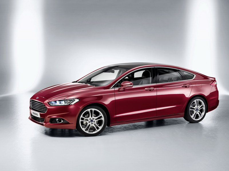 2013 Ford Mondeo High Resolution Exterior - image 471725