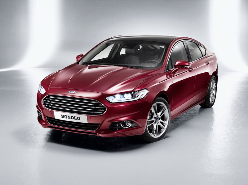 2013 Ford Mondeo High Resolution Exterior Wallpaper quality - image 471724