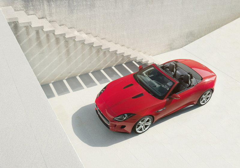 2013 Jaguar F-Type Roadster High Resolution Exterior - image 475116