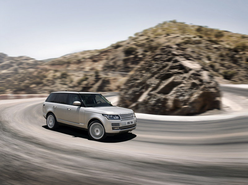2013 - 2015 Land Rover Range Rover High Resolution Exterior Wallpaper quality - image 472197
