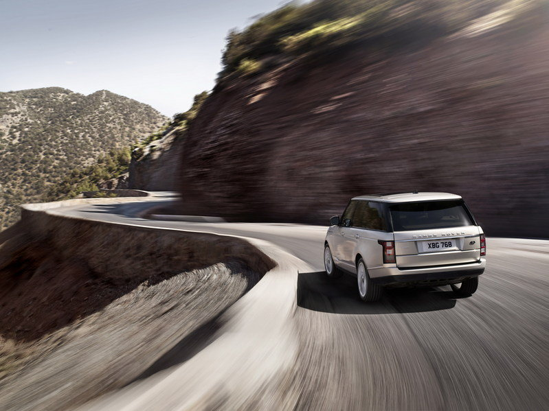 2013 - 2015 Land Rover Range Rover High Resolution Exterior - image 472198