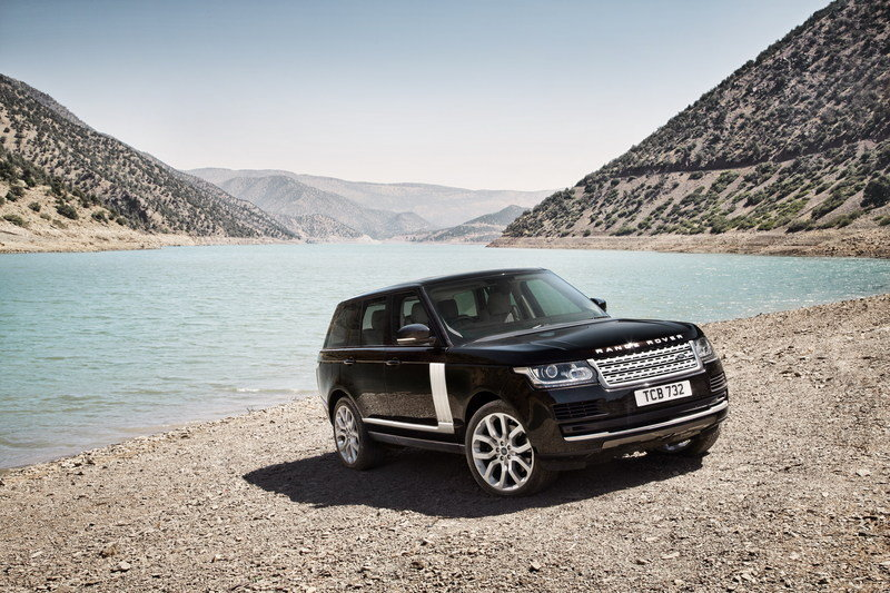 2013 - 2015 Land Rover Range Rover High Resolution Exterior - image 472199