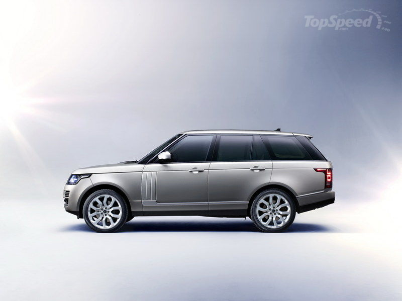 2013 - 2015 Land Rover Range Rover High Resolution Exterior - image 472220
