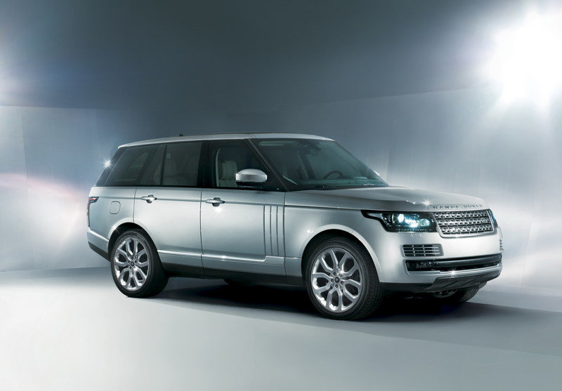 2013 - 2015 Land Rover Range Rover High Resolution Exterior Wallpaper quality - image 472230