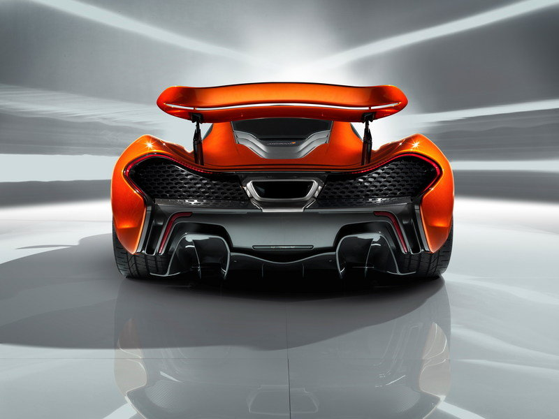 Will The McLaren P1's Successor Be an Electric Hypercar?