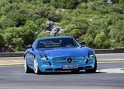 2013 Mercedes SLS AMG Coupe Electric Drive - image 475355