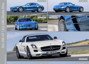 2013 Mercedes SLS AMG Coupe Electric Drive - image 475361