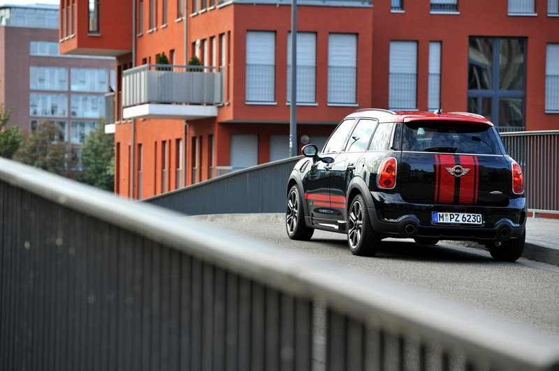 2013 Mini Countryman JCW