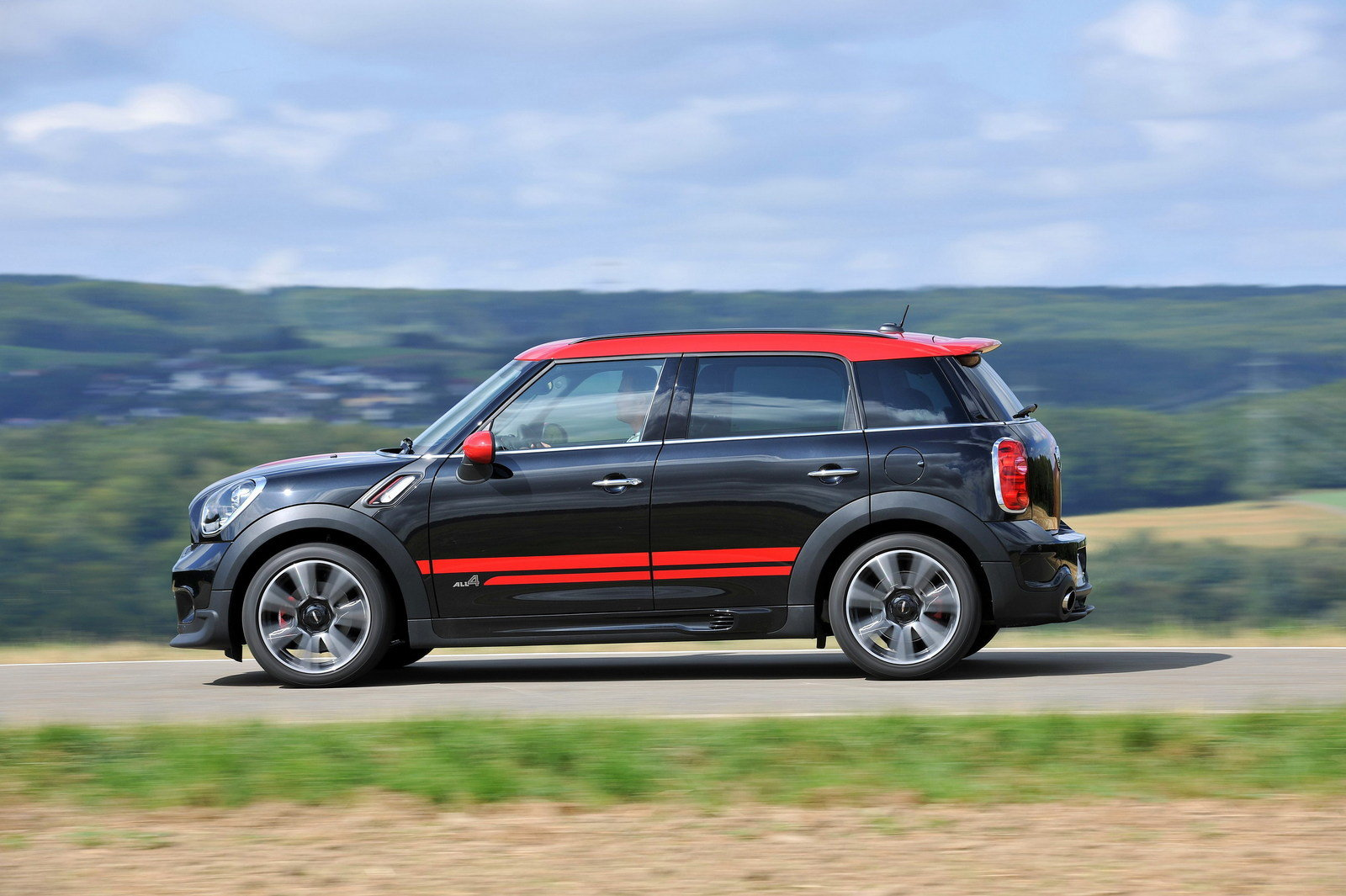 2013 mini countryman jcw picture 472709 car review top speed. Black Bedroom Furniture Sets. Home Design Ideas