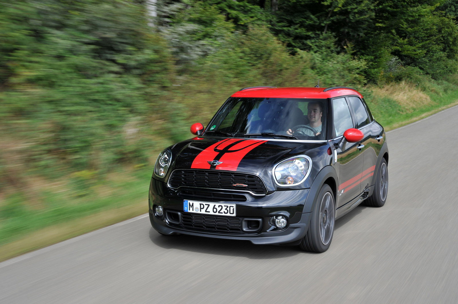 2013 mini countryman jcw picture 472622 car review top speed. Black Bedroom Furniture Sets. Home Design Ideas