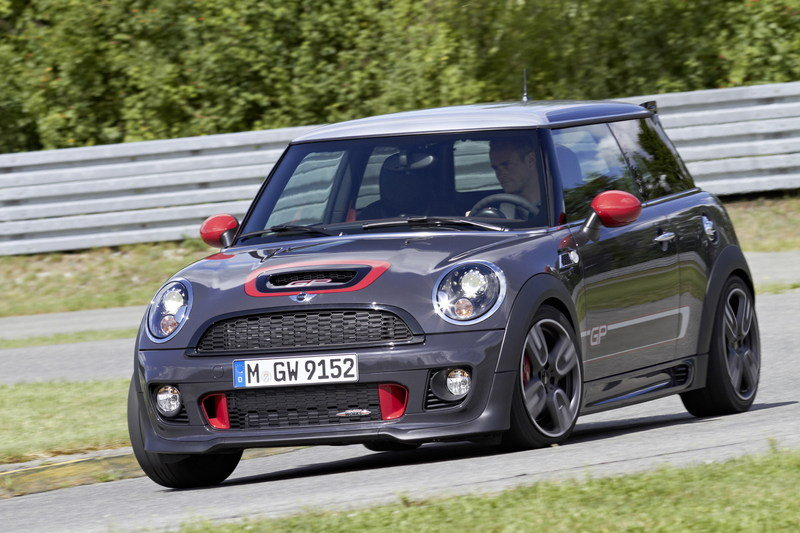 2013 Mini John Cooper Works GP Exterior - image 471762