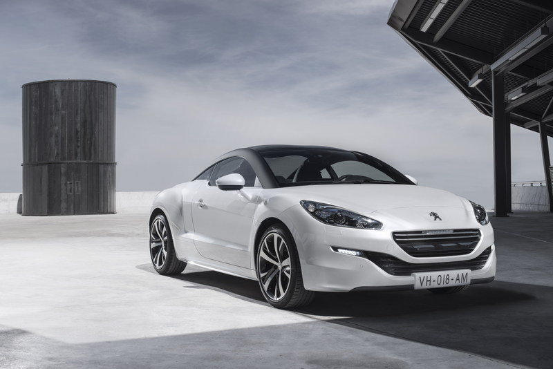 2013 Peugeot RCZ High Resolution Exterior - image 473090