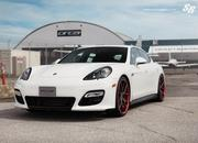 "Porsche Panamera GTS ""Project Crimson Crusader"" by SR Auto Group"