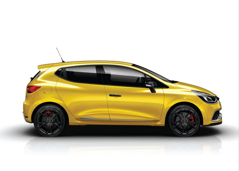 2013 Renault Clio RS 200 Turbo High Resolution Exterior - image 475275