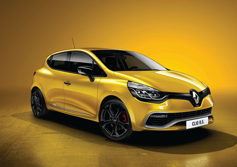 2013 Renault Clio RS 200 Turbo