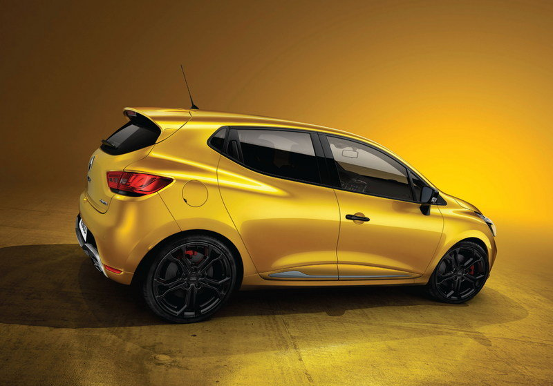 2013 Renault Clio RS 200 Turbo High Resolution Exterior - image 475274
