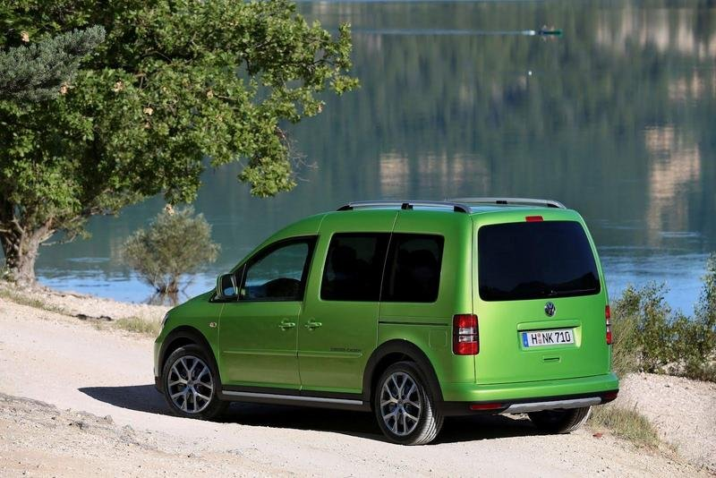 2013 Volkswagen Cross Caddy
