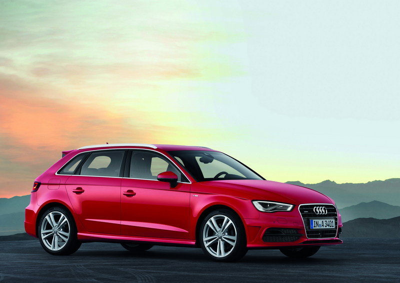 2013 Audi A3 Sportback High Resolution Exterior - image 474078