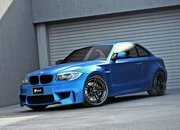 BMW 1-Series M Coupe by Best Cars and Bikes