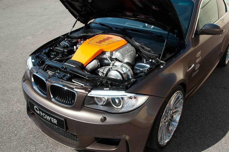 2013 BMW 1M G1 V8 Hurricane RS by G-Power Drivetrain - image 474828