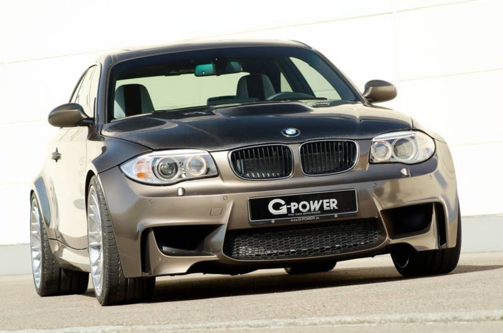 Bmw 1 Series Reviews Specs Prices Photos And Videos Top Speed X7 Pocket Bike Wire Diagram 2013 1m G1 V8 Hurricane Rs By G Power