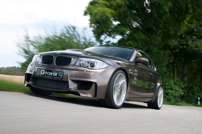 2013 BMW 1M G1 V8 Hurricane RS by G-Power Exterior - image 474834