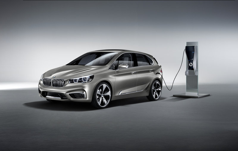 2013 BMW Concept Active Tourer