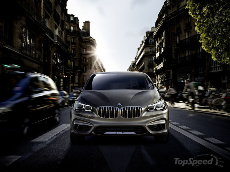2013 BMW Concept Active Tourer High Resolution Exterior - image 473277