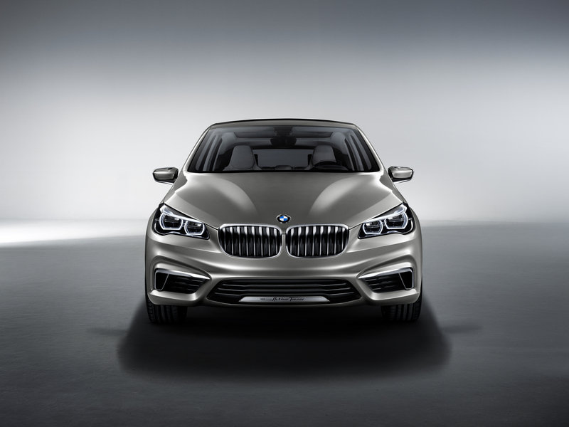 2013 BMW Concept Active Tourer High Resolution Exterior - image 473265