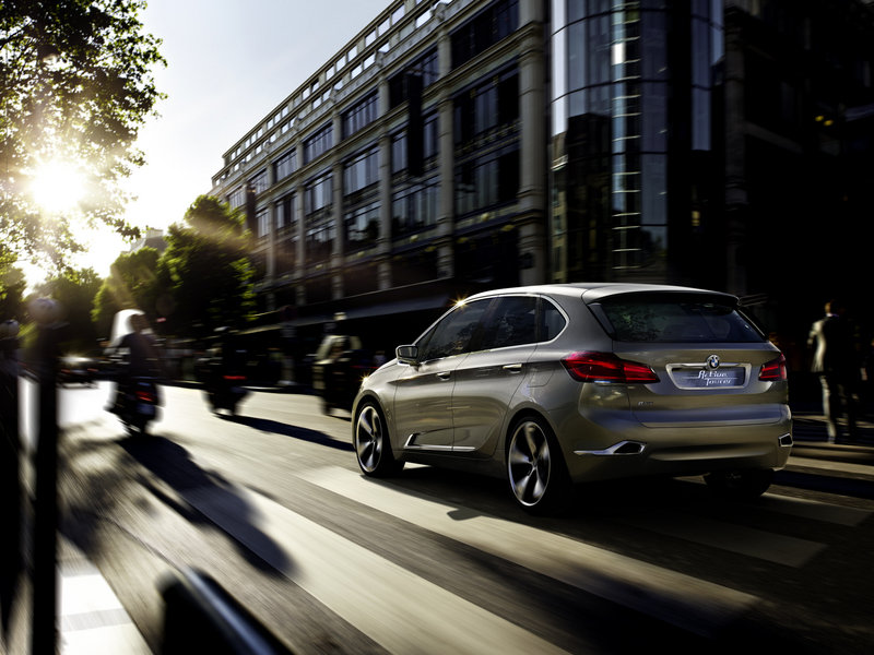 2013 BMW Concept Active Tourer High Resolution Exterior - image 473267