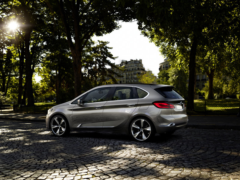 2013 BMW Concept Active Tourer High Resolution Exterior - image 473268